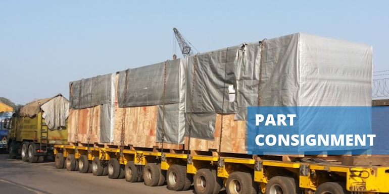 Part consignment services